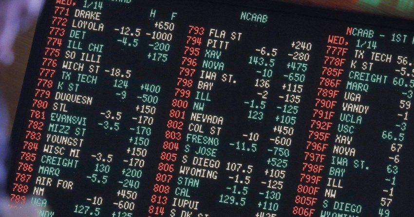 Sports betting effort fails in New York