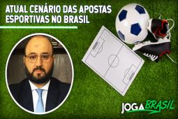 Joga Brasil assesses sports betting in Brazil