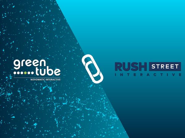 greentube rush street
