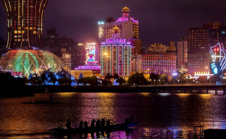 Macau GGR flow slows down, brokerages say