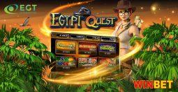egt interactive egypt quest