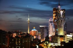 Macau's Chief Executive favours gambling