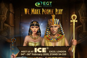 EGT Interactive to shine at ICE London