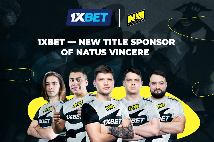 1xBet and NAVI sign a cooperation agreement