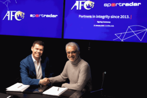 AFC and Sportradar renew integrity partnership