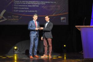 EGT gets 'True Leader' award
