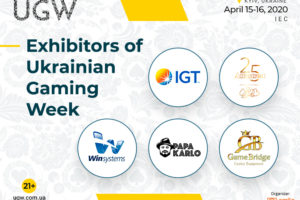 Ukrainian Gaming Week advances exhibitors