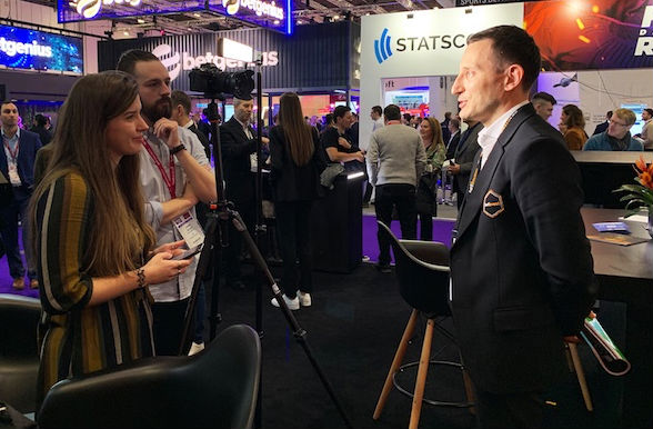 Betinvest COO Max Dubossarsky talked in an interview about the ICE London 2020 experience