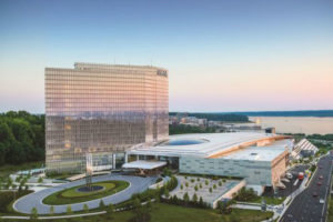 Five of Maryland's six casinos saw year-over-year gains in revenue in February