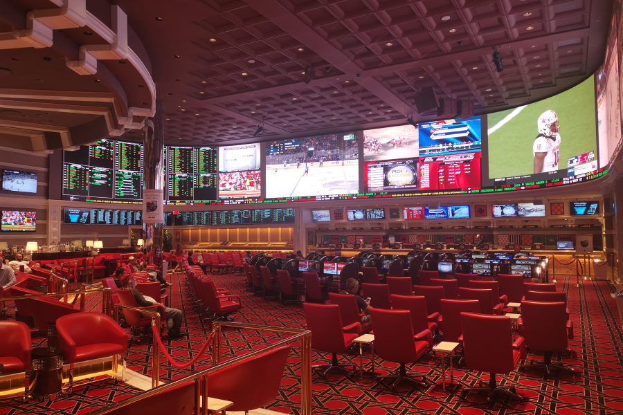 Sports betting enters key week in the US