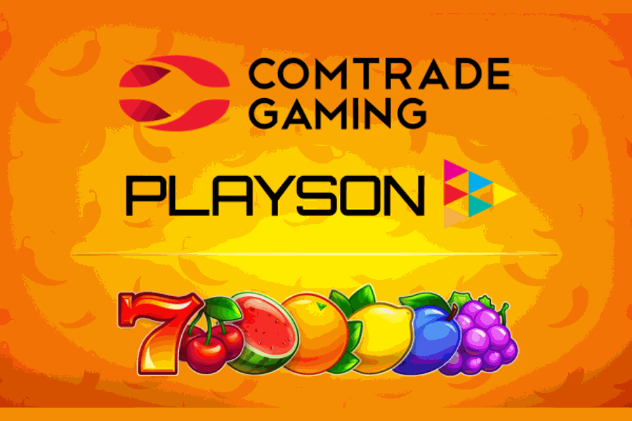 Comtrade Gaming adds Playson content