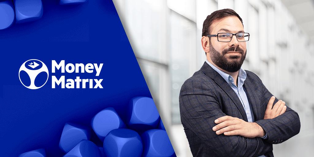 MoneyMatrix new CEO