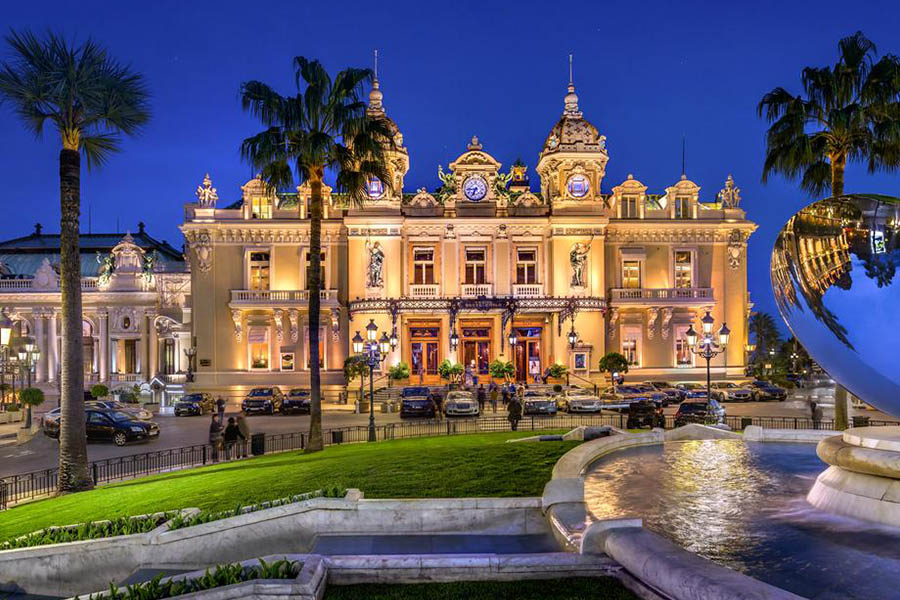 Monte Carlo Casino revenue