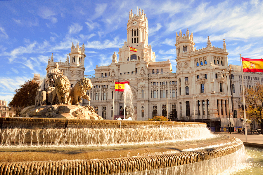 Spain casinos cannot reopen
