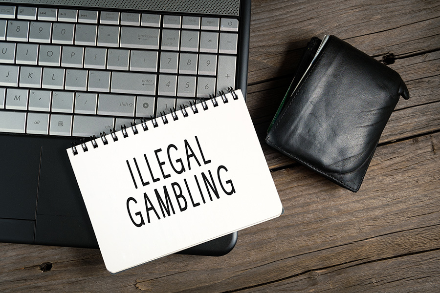 UK illegal gambling