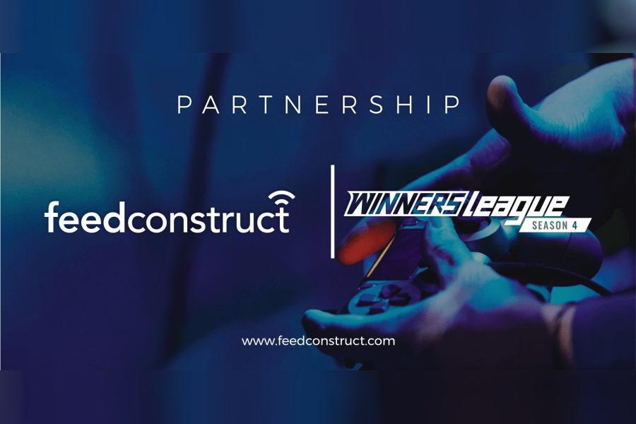 FeedConstruct will be the data provider of the Winners League Season 4.