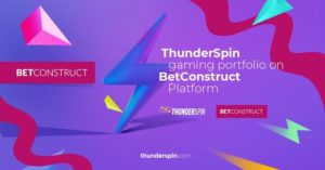 ThunderSpin and BetConstruct signed an agreement
