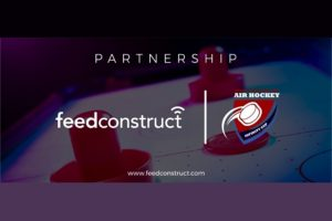 FeedConstruct has signed a new deal with the Infinity Cup.