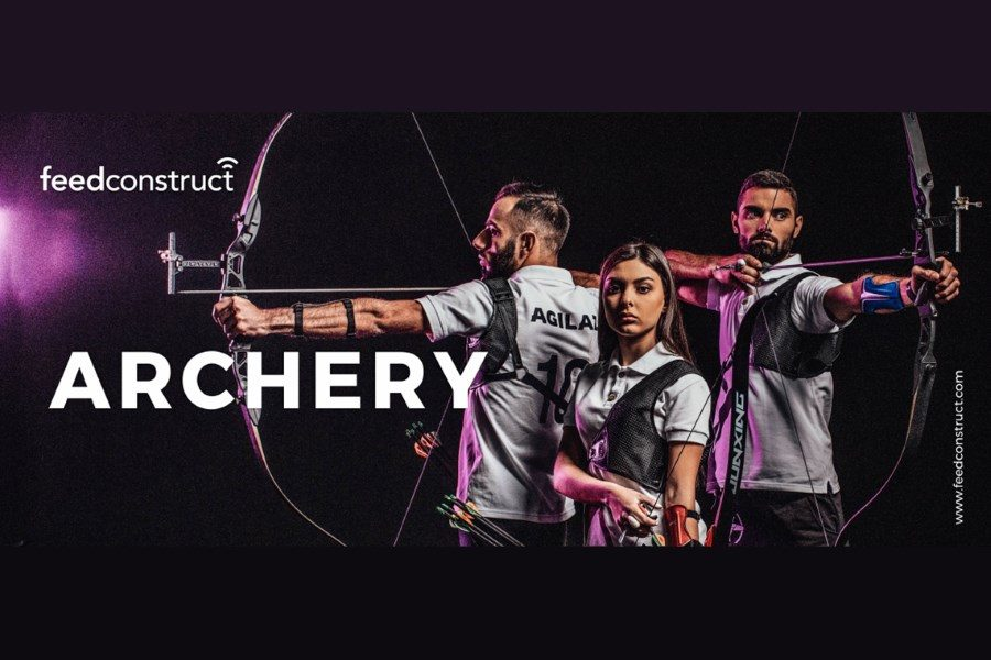 FeedConstruct will provide coverage for the Archery Shooting Competition.