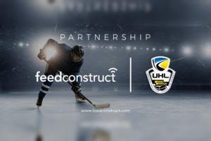 FeedConstruct will provide data solutions to the Ukrainian Hockey League.