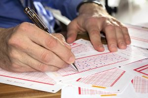 Betting shops in England and Wales reopen