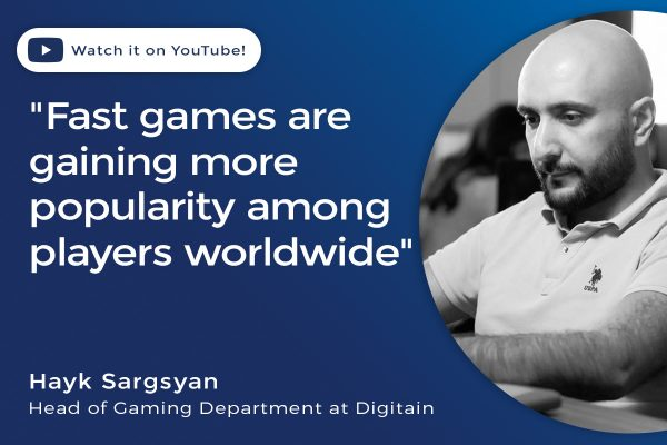 Fast games are gaining more popularity among players worldwide