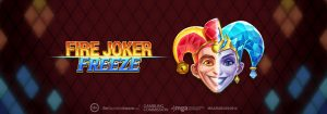 Play'n GO Bring Stacks of Fun with Fire Joker Freeze!